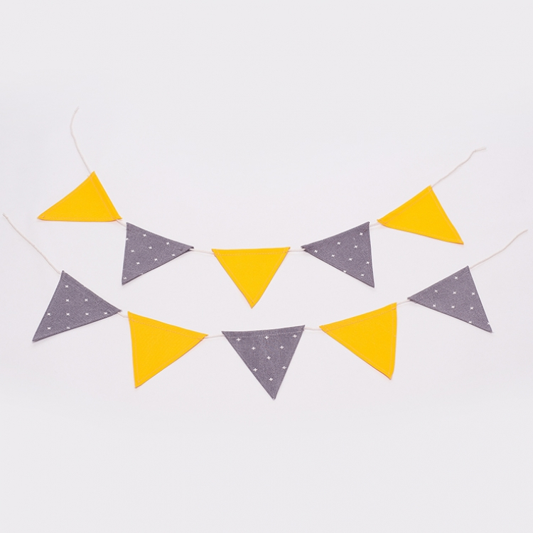 Garland_Gray Yellow