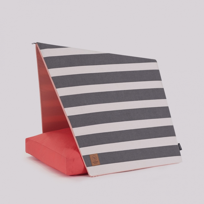 OPERA_Stripe gray
